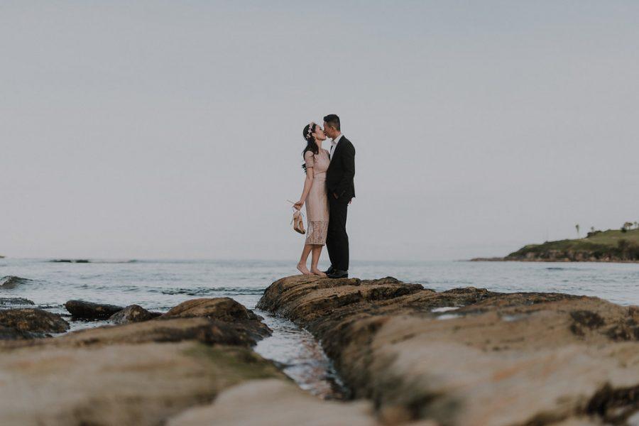 Gina + Paul | Engagement Photo