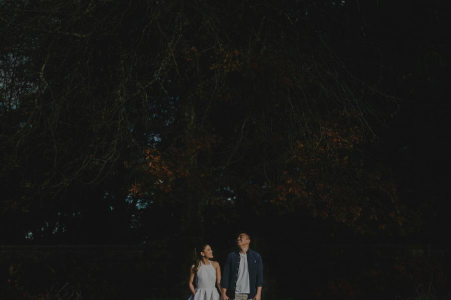 Michelle + Harold   Mount Wilson Engagement
