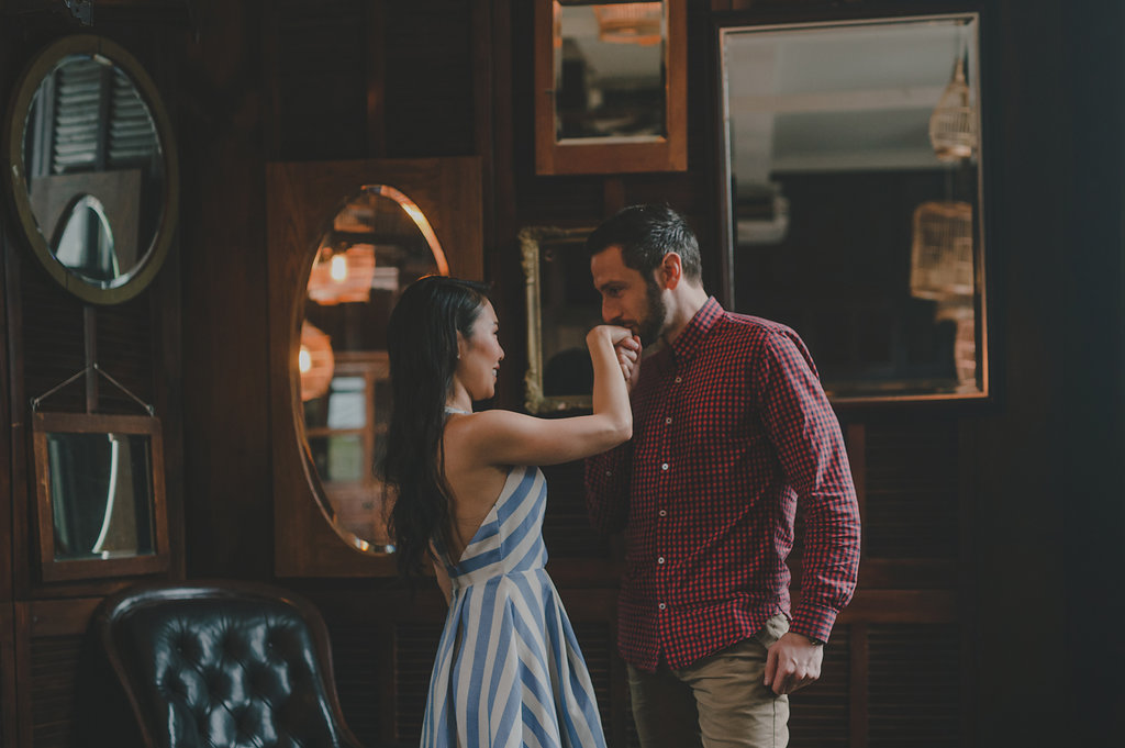 Sydney Engagement Photography Local Taphouse 14