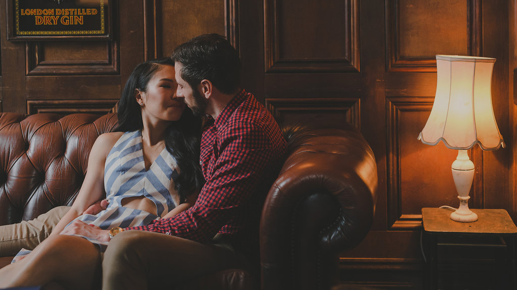 Sydney Engagement Photography Local Taphouse 19