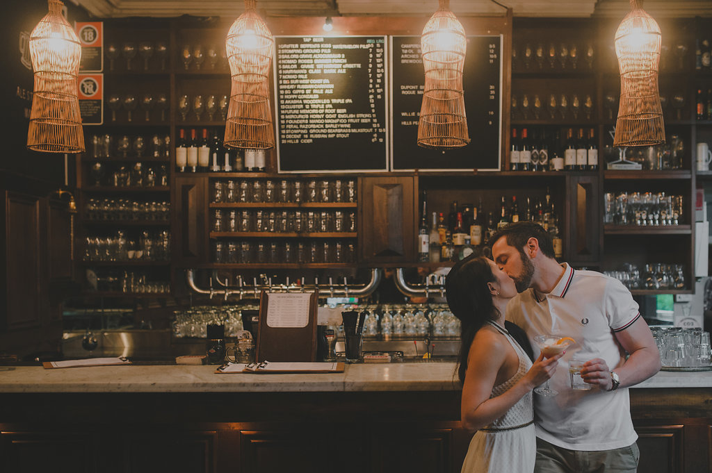Sydney Engagement Photography Local Taphouse 25