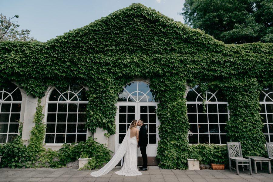 Victoria + Benjamin | Milton Park Wedding