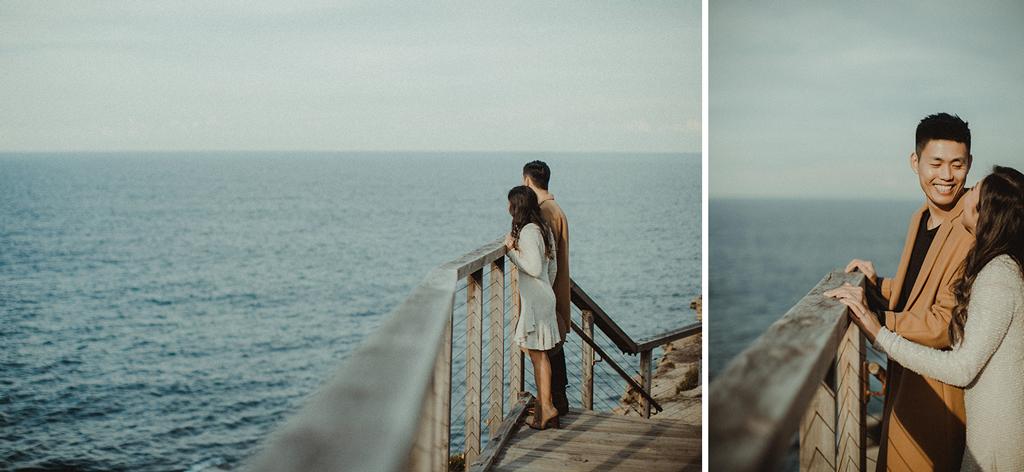 Julie + Vincent | Engagement | DiamondBay