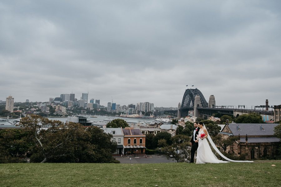 Silvia + Leonard | Doltone House Wedding
