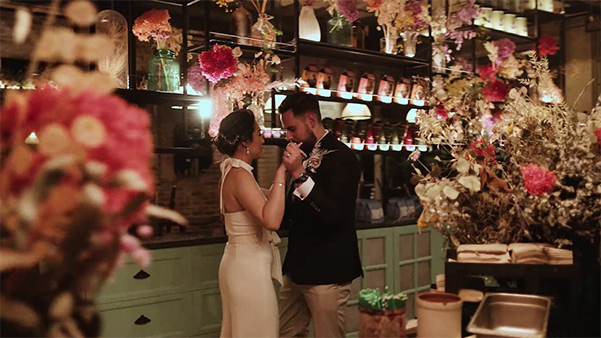 Linda + Tony | The Grounds of Alexandria Wedding